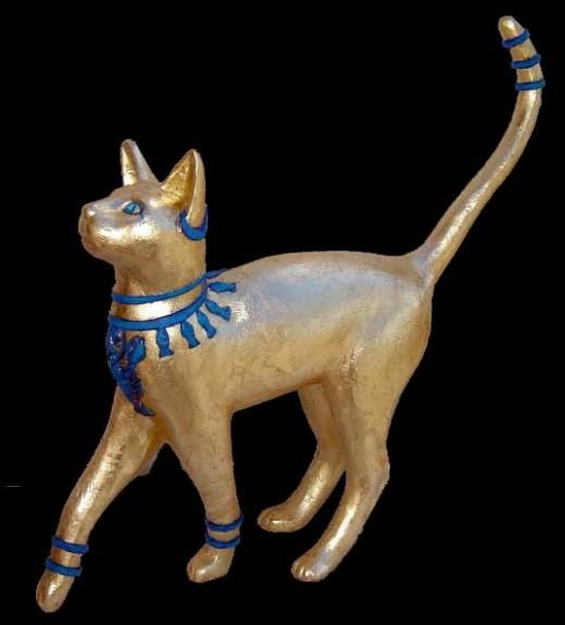 Royal Cat of Egypt