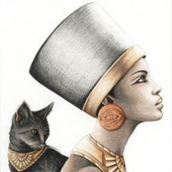 Bast the Beloved from Tales of Ancient Egypt