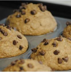 Chocolate Chip Banana Bread Muffin Recipe
