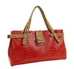 I Love Red Handbags