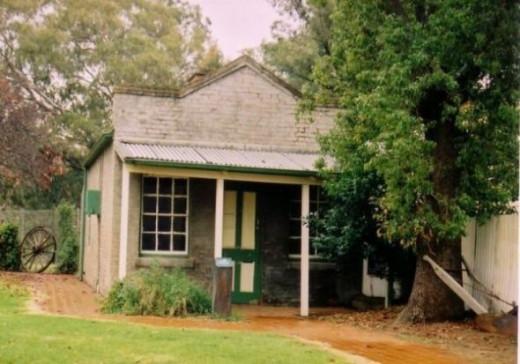 Jerilderie Post Office