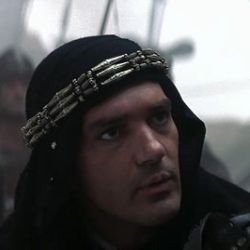 Antonio Banderas as Ahmad Ibn Fadlan in the 13th Warrior