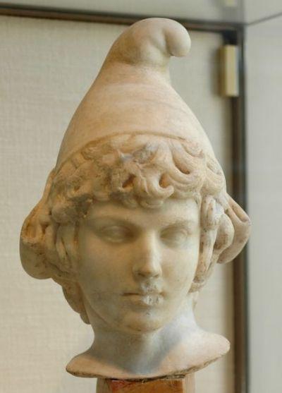Classical Bust in Phrygian Cap