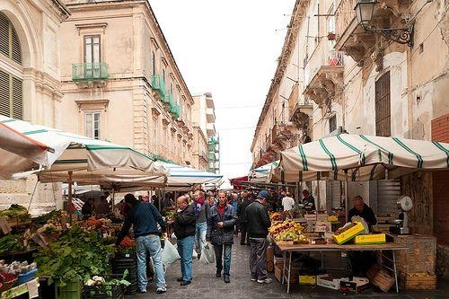 Siracusa Market