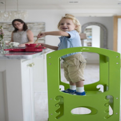 The Learning Tower or Kitchen Helper: Which is Better?