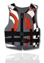 Neoprene USCG Approved Youth Life Vest (also adult personal flotation device)