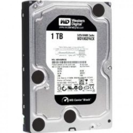 Western Digital 1TB Caviar Black HDD