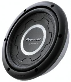 For Good Value and Sound Quality: The Pioneer TS-SW2501S4