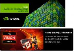 nVidia Vs. Radeon Technology