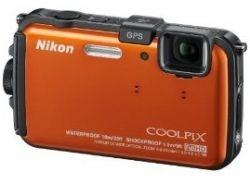 Nikon Coolpix AW100 Digital Camera