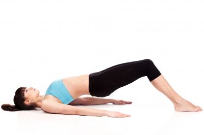 easy floor exercise for losing belly fat