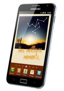 Samsung Galaxy Note N7000 Smartphone