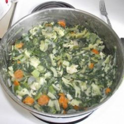 Spinach and Chicken Casserole Recipe