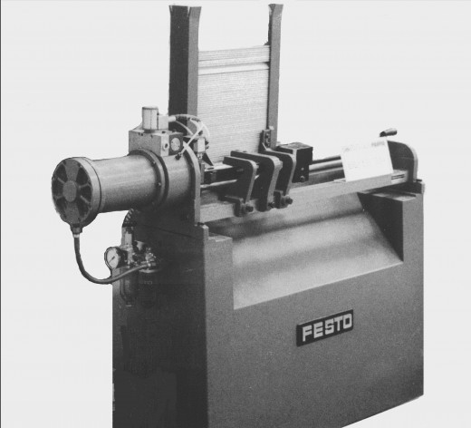 Original FESTO full base.