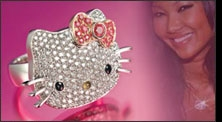 Hello Kitty with Kimora Lee Simmons