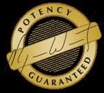 Potency Guarantee