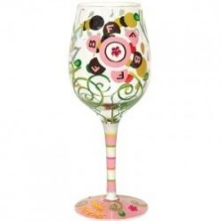 The Top Ten Decorative Wine Glasses