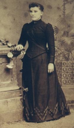 My great grandmother, Brigitte Breilh Mazeres
