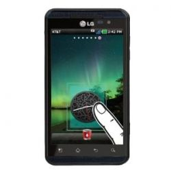 LG Thrill 4G Android Phone