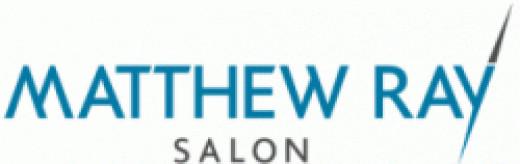 Matthew Ray Salon Logo - Burbank