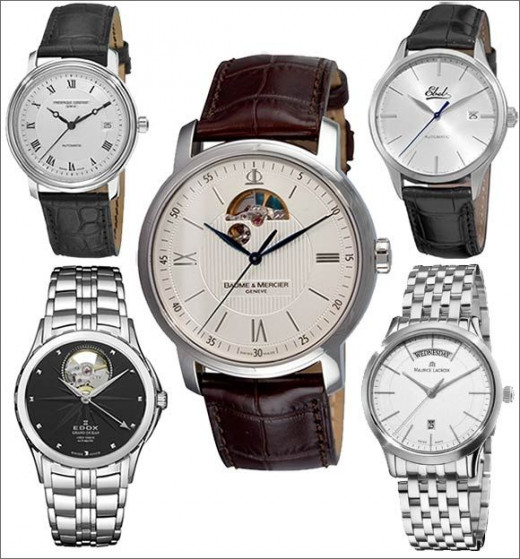exclusive dress watches for men