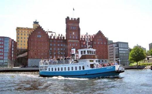 Kvarnen ferry