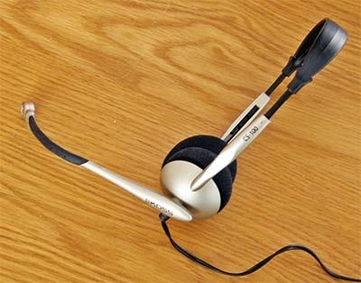 headset for dragon voice recognition software