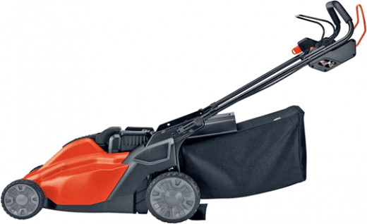 black and decker cordless mower