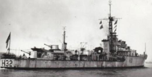 HMS Rapid