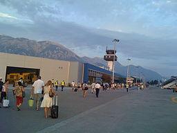 Tivet Airport,Montenegro