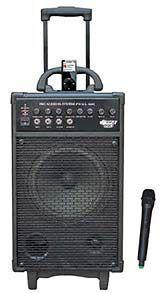 Pyle Pro 500 watt pa speaker trolley