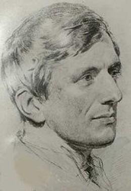 John Henry Newman, later Cardinal Newman