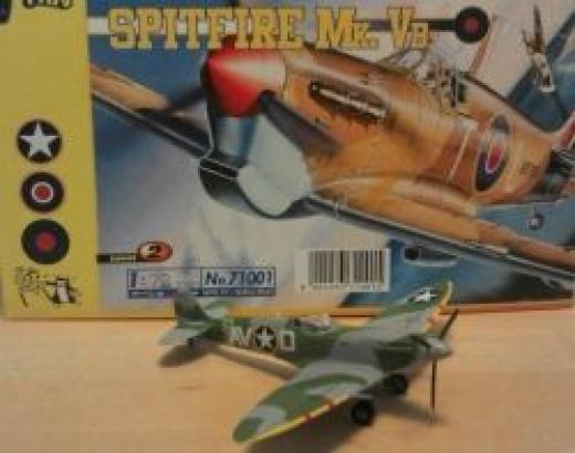 Italeri Spitfire Vb USAAF 1942