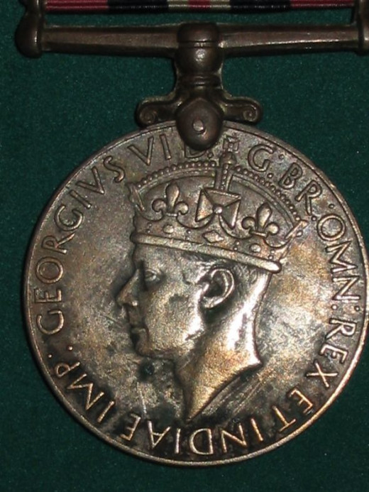 1939-45 War Medal - UK