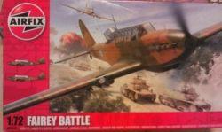 Airfix Fairey Battle