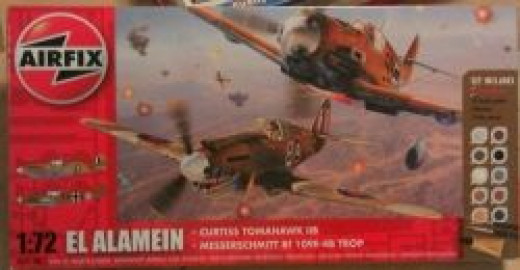 Airfix Dogfight Doubles - El Alamein