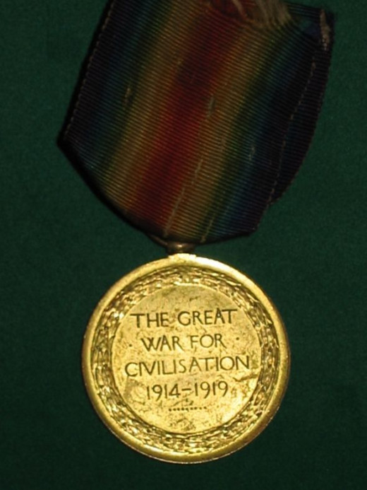 Victory Medal - UK