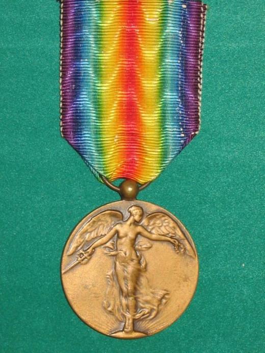 Victory Medal - Belgium