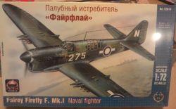 Ark Model Fairey Firefly F Mk 1
