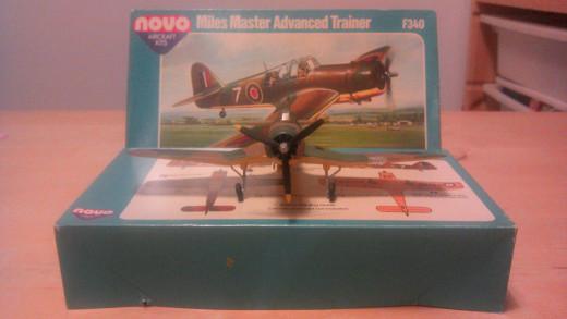 NOVO Miles Master III