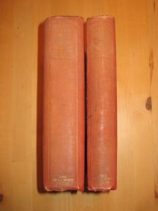 Sarum Missal in English Warren De La More Press 2 Vol