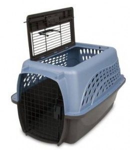 Petmate Two Door Top Load 24-Inch Pet Kennel