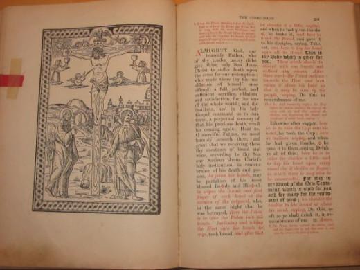 Altar Book - Canon