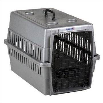 Medium Travel-Aire Plastic Dog Kennel