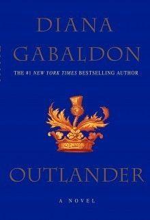 The Outlander by Diana Gabaldon