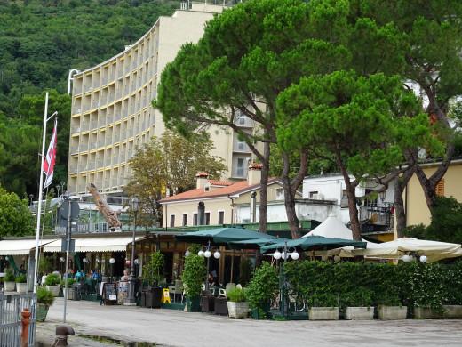 resort near the Castle