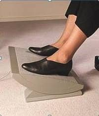 rocking footrest