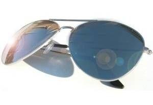 Aviator 70's Style Classic Military Sunglasses