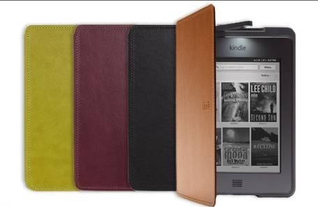 Amazon Kindle Touch Lighted Leather Cover