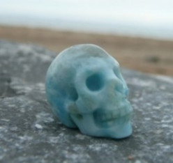 Working with Crystal Skulls